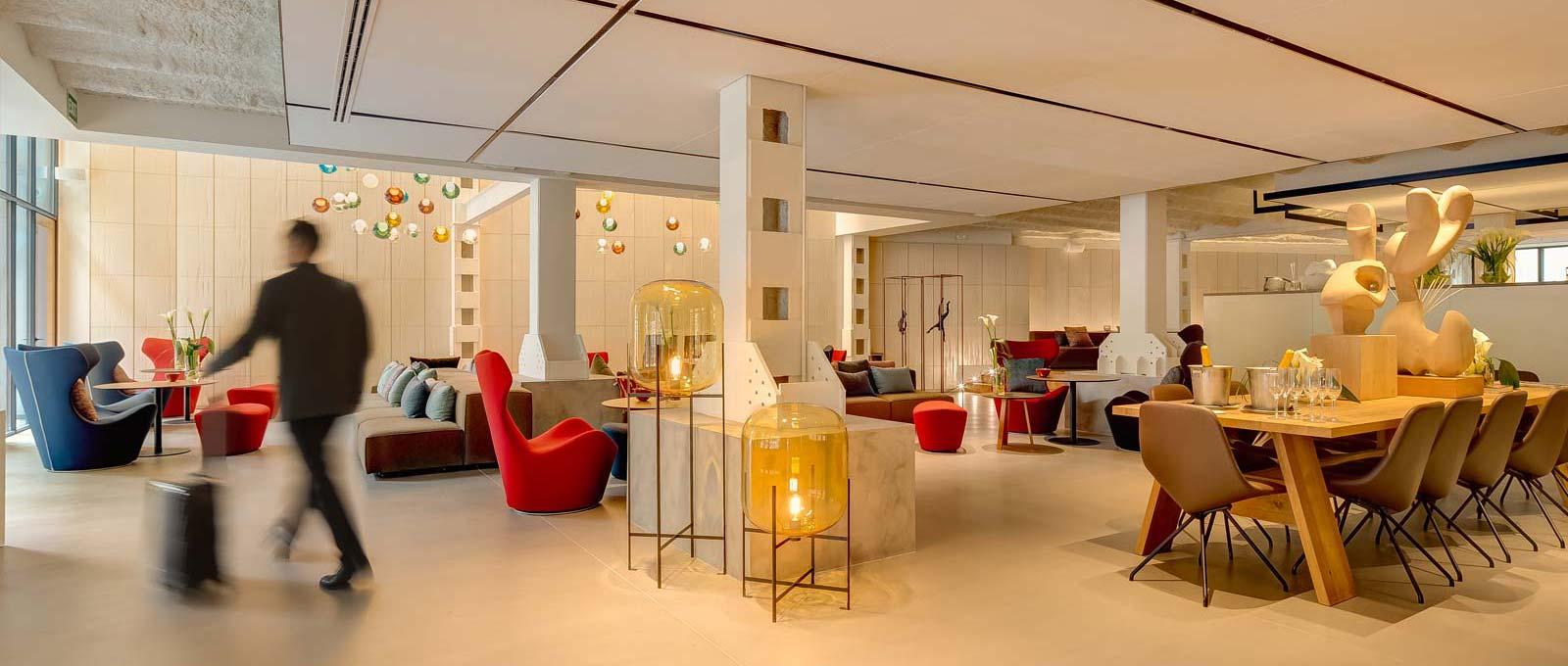 Ohla Eixample hotel en Barcelona