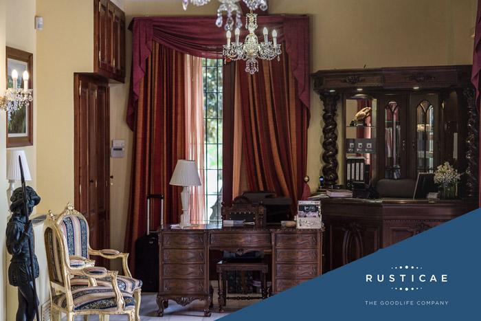Hotel Villa Retiro Rusticae