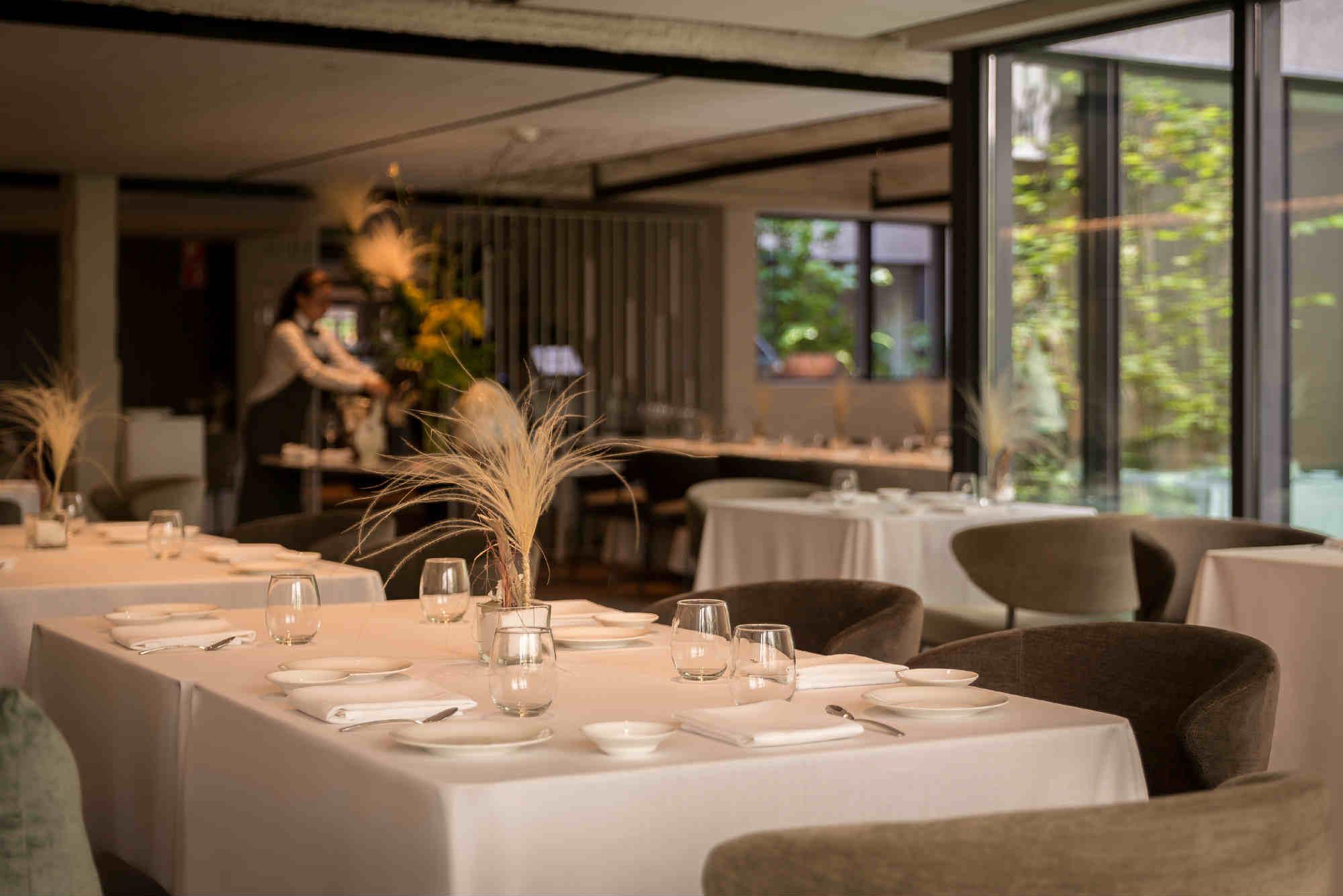 Xerta Restaurant Barcelona restaurante Ohla Eixample hotel contacto-Fran Lopez