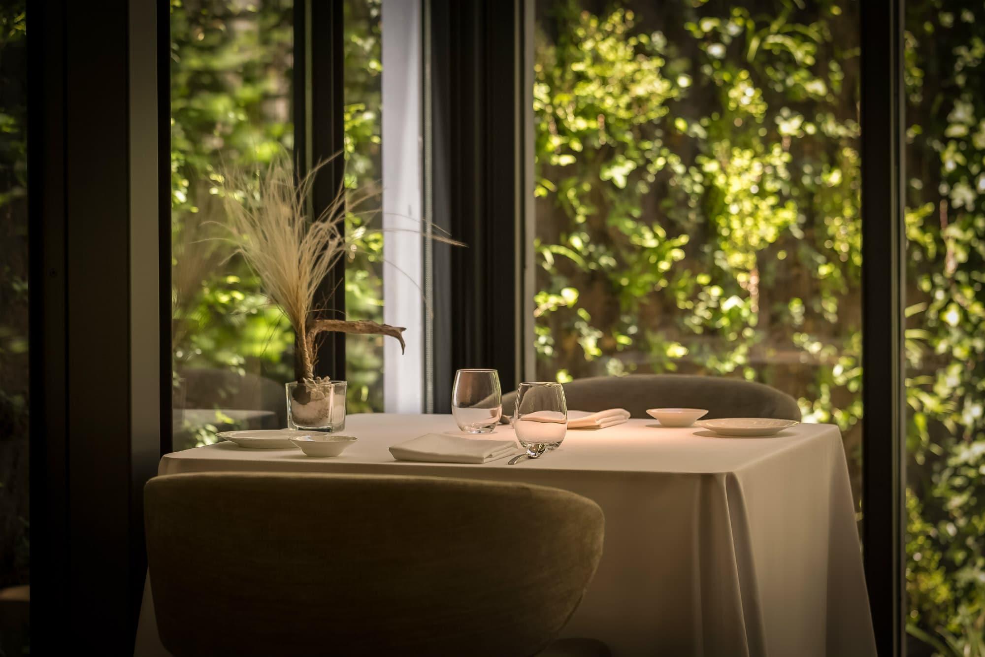 Xerta Restaurant Barcelona restaurante Ohla Eixample hotel contactoFran Lopez