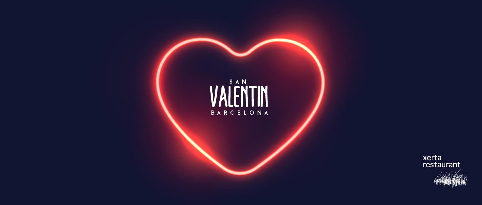 Menú de San Valentín en Barcelona con Estrella Michelin - Xerta Restaurant