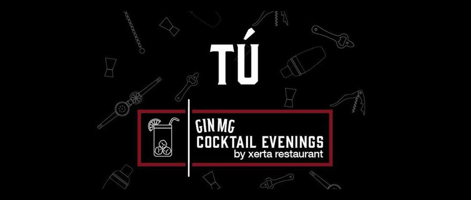 xerta restaurant gin mg cocktail evening