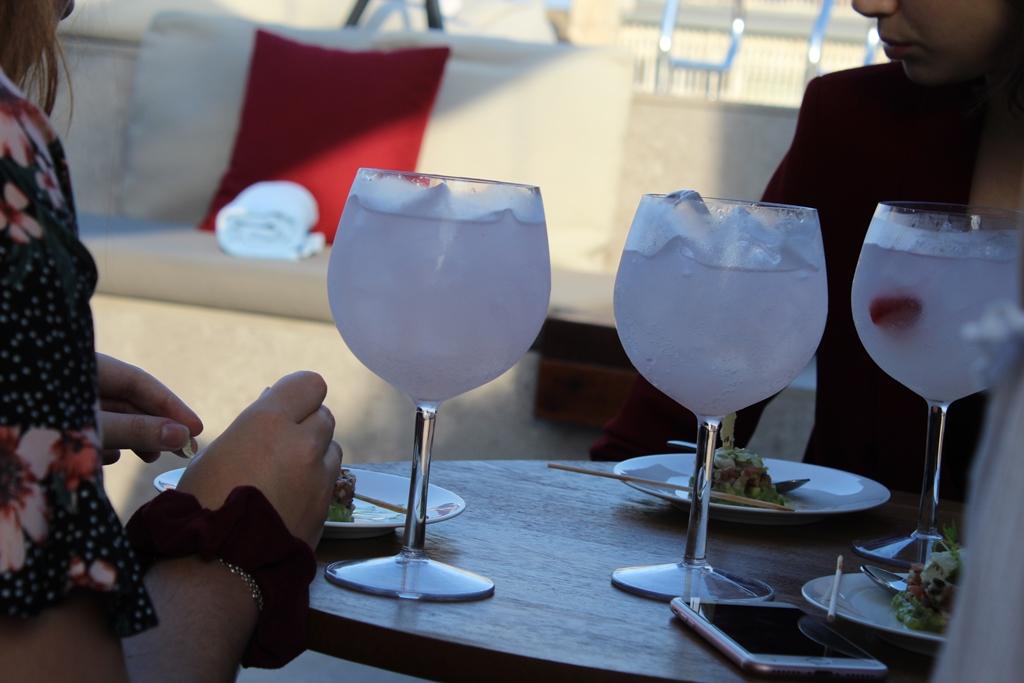 Xerta Restaurant Barcelona Sky Evenings – Tardes con encanto en la terraza del Hotel Ohla Eixample