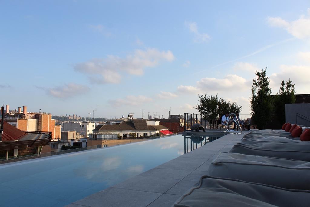 Xerta Restaurant Sky Evenings – Tardes con encanto en la terraza del Hotel Ohla Eixample Barcelona