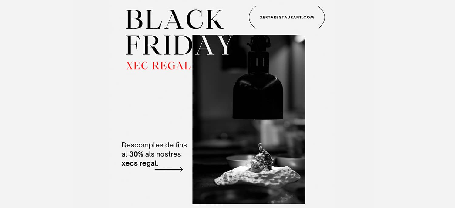 ofertas-black-friday-xerta-restaurant-30scuento
